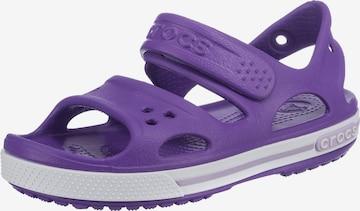 Crocs Clogs 'Crocband II' in Lila
