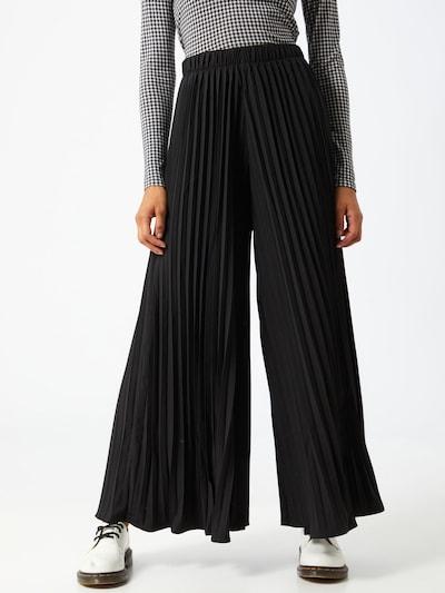 Y.A.S Hose 'Milla' in schwarz, Modelansicht