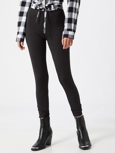 ONLY Legíny 'Aria' - šedá / černá, Model/ka