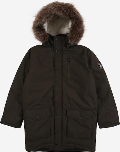 NAME IT Winterjas in de kleur Donkerbruin, Productweergave