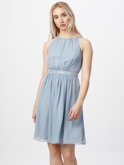 SWING Sukienka koktajlowa w kolorze jasnoniebieskim, Podgląd na modelu(-ce)