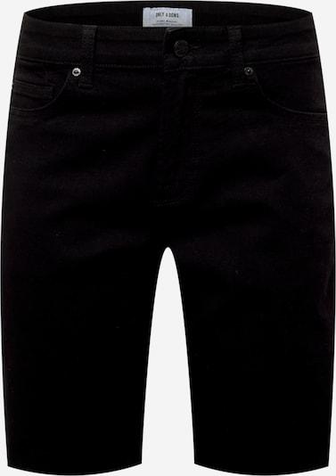 Only & Sons Jeans 'PLY' in black denim, Produktansicht