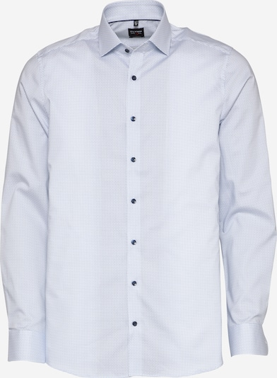 OLYMP Srajca 'Level 5' | modra / marine / svetlo modra / bela barva, Prikaz izdelka