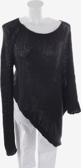 HELMUT LANG Pullover / Strickjacke in M in schwarz, Produktansicht