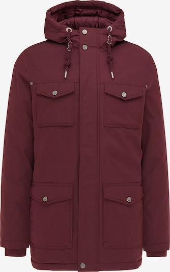 DreiMaster Vintage Winterjas in de kleur Donkerrood, Productweergave