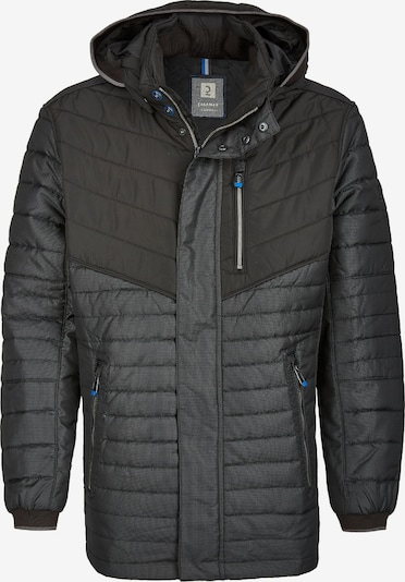 CALAMAR Jacke in grau / dunkelgrau, Produktansicht