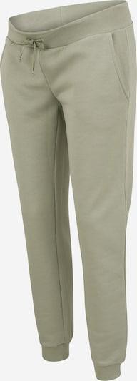 Pieces Maternity Sweatpants in grün, Produktansicht