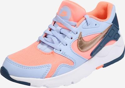 Nike Sportswear Superge 'VICTORY' | svetlo modra / temno modra / pastelno roza barva, Prikaz izdelka