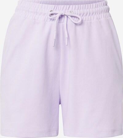 mbym Shorts 'Christalia' in lavendel, Produktansicht