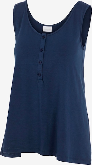 MAMALICIOUS Top 'Elnora' in Navy, Item view