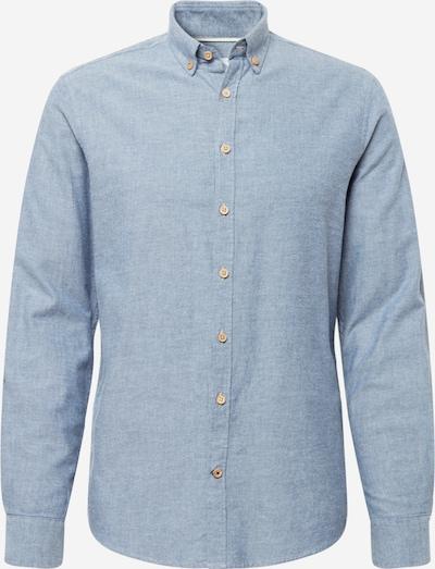 Kronstadt Hemd 'Dean Diego' in rauchblau, Produktansicht