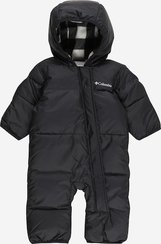 COLUMBIA Athletic suit 'Snuggly Bunny' in Black