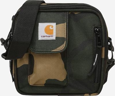 Carhartt WIP Olkalaukku 'Essentials' värissä khaki / meleerattu musta, Tuotenäkymä