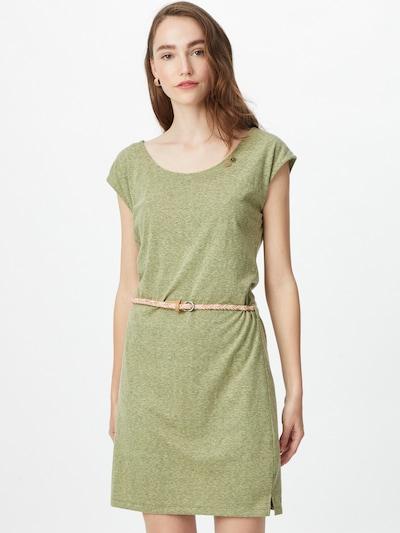 Ragwear Robe 'Sofia' en olive, Vue avec modèle