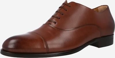 BOSS Casual Chaussure à lacets 'Hunton' en marron, Vue avec produit