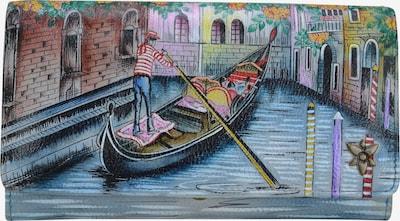 ANUSCHKA Wallet 'Venetian Story' in Mixed colors, Item view