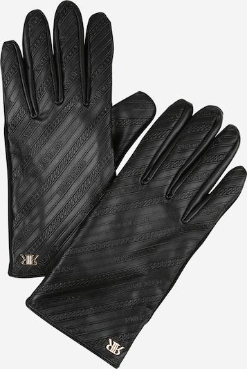 River Island Guantes con dedos en negro, Vista del producto