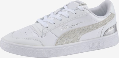 PUMA Sneakers low 'Ralph Sampson' in Silver / White, Item view