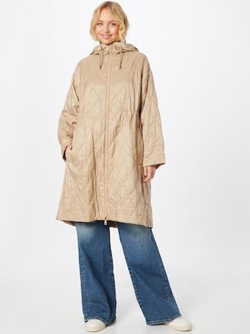 Weekend Max Mara Ανοιξιάτικο και φθινοπωρινό παλτό 'ARDEA' σε μπεζ