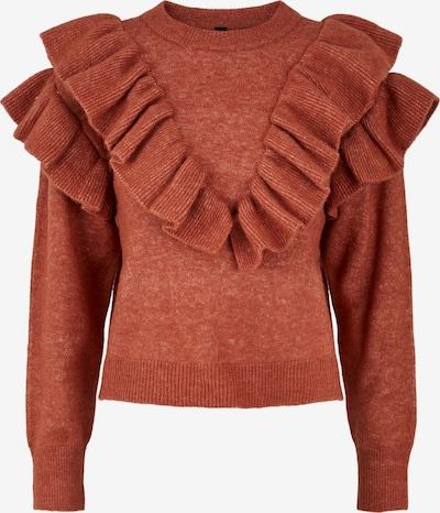 Y.A.S Sweater 'Chura' in Rusty red, Item view