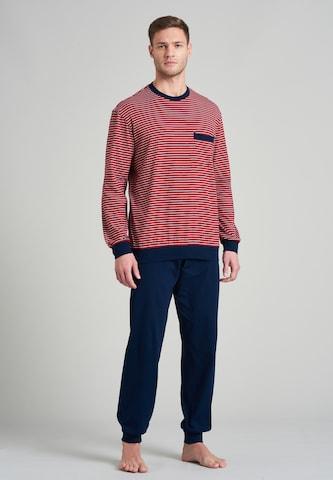 SCHIESSER Schlafanzug in Rot