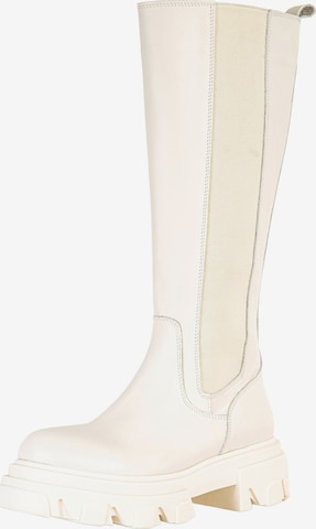INUOVO Boots in White