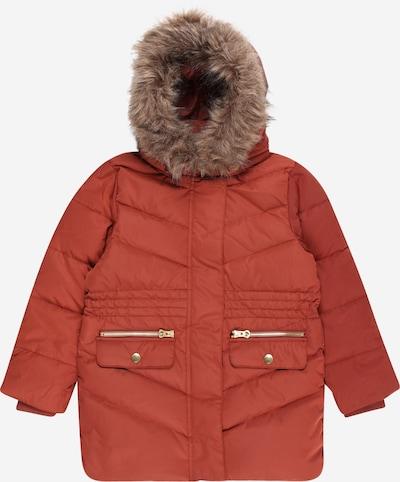 NAME IT Veste d'hiver 'Maxim' en rouille, Vue avec produit