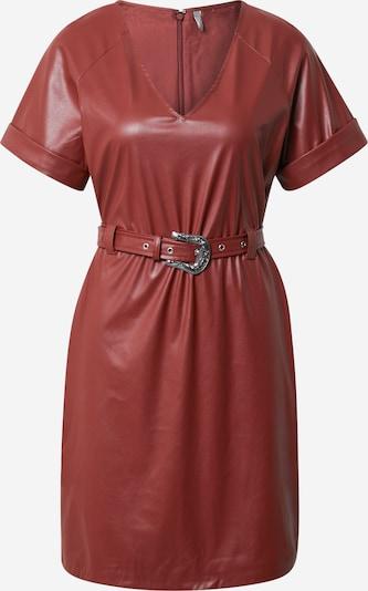 ONLY Kleid 'Sophia' in rostrot, Produktansicht