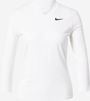 NIKE Sport-Shirt 'Victory' in White
