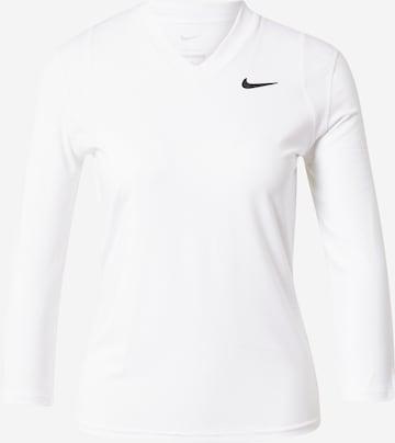 NIKE Sport-Shirt 'Victory' in Weiß