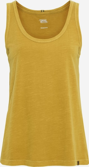 CAMEL ACTIVE Tanktop in gelb, Produktansicht