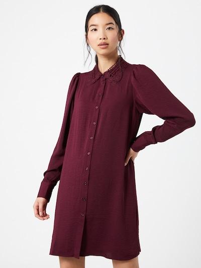 VERO MODA Košilové šaty 'WIGGA' - fialová, Model/ka