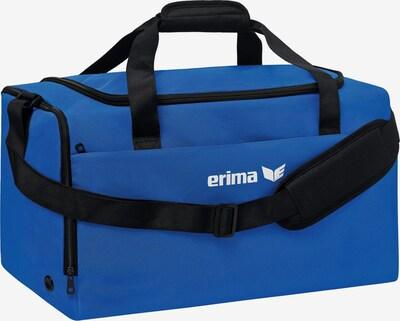 ERIMA Sporttasche in kobaltblau / schwarz / weiß, Produktansicht