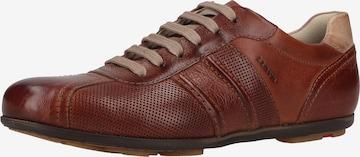 brūns LLOYD Sporta apavi ar šņorēm 'Bahia'