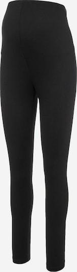MAMALICIOUS Leggings en noir, Vue avec produit