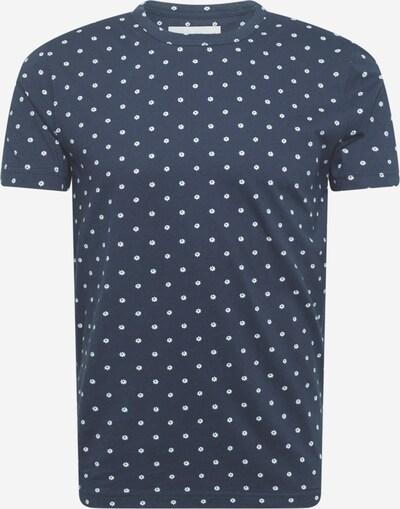 Maglietta Abercrombie & Fitch di colore blu chiaro / blu scuro / bianco, Visualizzazione prodotti