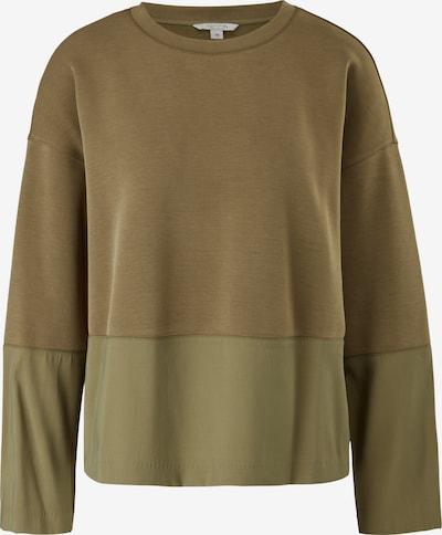 comma casual identity Shirt in khaki, Produktansicht