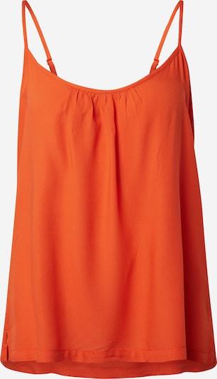 Palaidinė be rankovių iš ESPRIT, spalva – tamsiai oranžinė, Prekių apžvalga