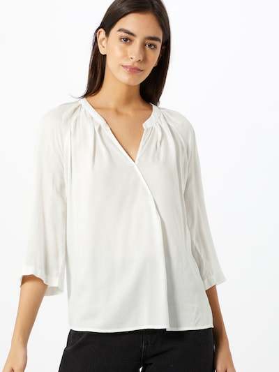 Bluză UNITED COLORS OF BENETTON pe alb, Vizualizare model