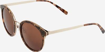 TAMARIS Sonnenbrille in braun / dunkelbraun / gold, Produktansicht