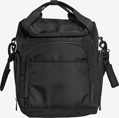 MAMALICIOUS Wickeltasche 'Zilla' in schwarz, Produktansicht