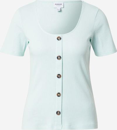 VERO MODA T- Shirt 'HELSINKI' in hellblau, Produktansicht
