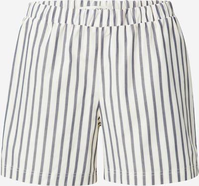 Marc O'Polo Pyjamahose in blau / orange / weiß, Produktansicht
