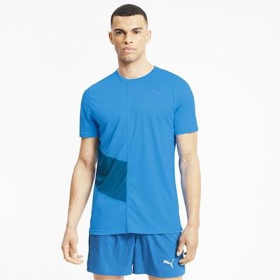 PUMA Shirt 'Ignite' in de kleur Aqua / Hemelsblauw: Vooraanzicht