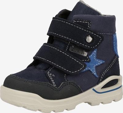 Pepino Snowboots in de kleur Nachtblauw / Royal blue/koningsblauw, Productweergave