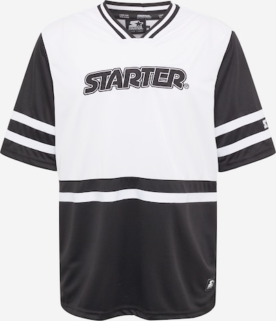 Starter Black Label Shirt in Black / White, Item view