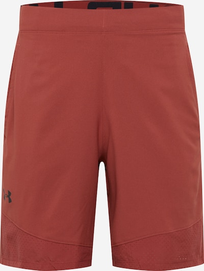 UNDER ARMOUR Pantalon de sport 'Vanish' en rouge, Vue avec produit