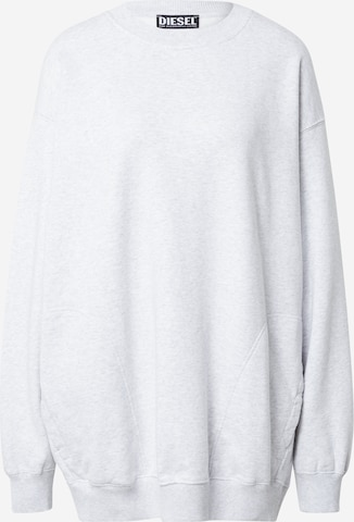DIESEL Sweatshirt in Grey