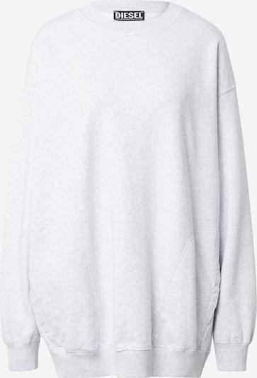 szürke melír / vérvörös DIESEL Tréning póló, Termék nézet