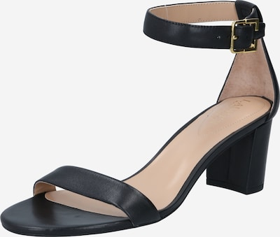Sandale 'WAVERLI' Lauren Ralph Lauren pe negru, Vizualizare produs